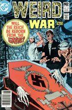 Weird War Tales 90