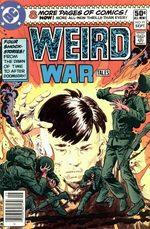 Weird War Tales 91