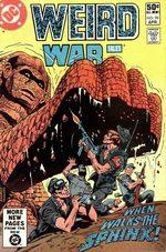 Weird War Tales 98