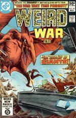Weird War Tales 99
