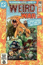 Weird War Tales 100