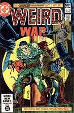 Weird War Tales 102