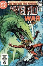 Weird War Tales 103