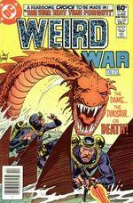 Weird War Tales 106