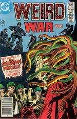 Weird War Tales 107