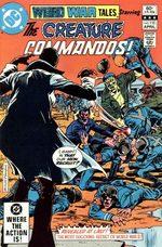Weird War Tales 110
