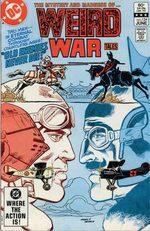 Weird War Tales 124