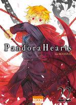 Pandora Hearts # 22