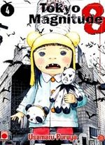Tokyo Magnitude 8 T.4 Manga