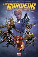 Les Gardiens de la Galaxie # 1