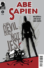 Abe Sapien - The Devil Does Not Jest # 1