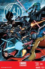New Avengers # 18