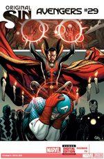 Avengers # 29