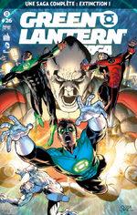 Green Lantern Saga # 26