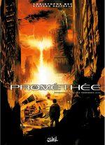 Prométhée 10 BD