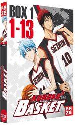 Kuroko's Basket 1 Série TV animée