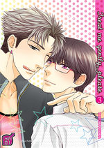 couverture, jaquette Treat me gently 3