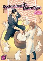 Docteur Lapin et Mister Tigre T.2 Manga