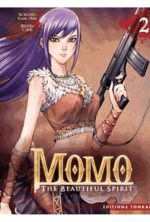 Momo - The Beautiful Spirit T.2 Manga