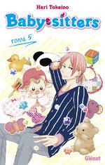 Baby-Sitters T.5 Manga