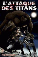 L'Attaque des Titans # 9