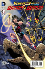 Sensation Comics Featuring Wonder Woman # 1