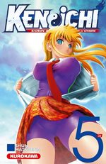 Kenichi - Le Disciple Ultime 5