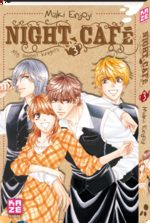 Night café - My sweet knights 3