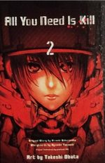 All you need is kill T.2 Manga