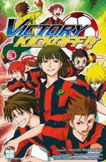 Victory Kickoff !! T.3 Manga