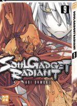 Soul Gadget Radiant 9 Manga