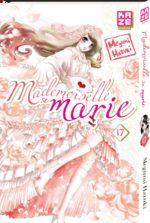 Mademoiselle se marie 17 Manga