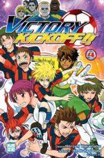 Victory Kickoff !! T.4 Manga