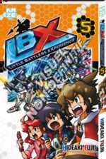 LBX - Little Battlers eXperience 5 Manga