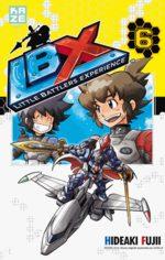 LBX - Little Battlers eXperience 6 Manga