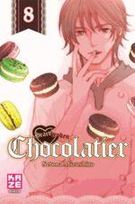 Heartbroken Chocolatier T.8 Manga
