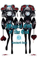 Magical Girl of the End 3 Manga