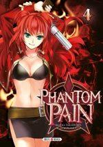 Phantom Pain T.4 Manga