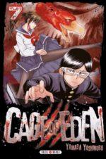 Cage of Eden # 7