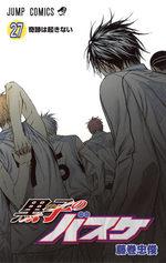 Kuroko's Basket 27 Manga