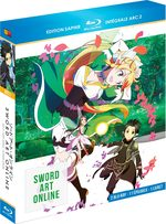 Sword Art Online 2 Série TV animée