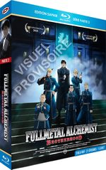 Fullmetal Alchemist Brotherhood 2