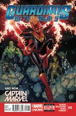Les Gardiens de la Galaxie # 15