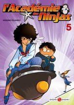 L'Académie des Ninjas 5 Manga