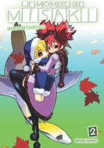 couverture, jaquette Le monde de Misaki 2