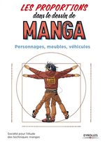 Les proportions dans le dessin de Manga 1 Méthode