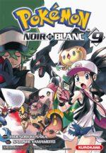 Pokémon Noir et Blanc 9 Manga