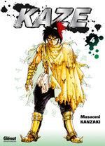 Kaze T.4 Manga
