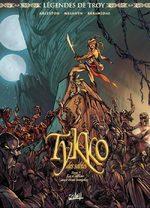 Légendes de Troy : Tykko des sables # 3