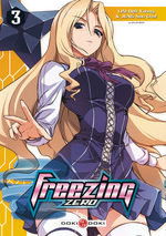 Freezing Zero 3 Manga